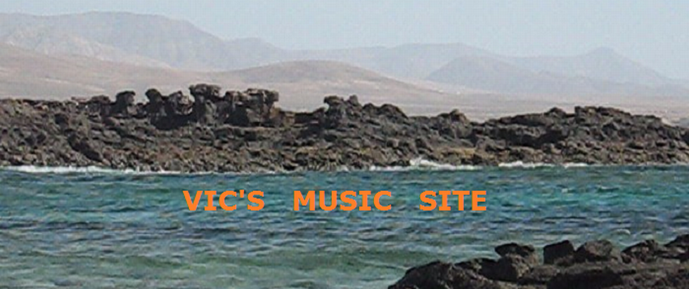 Vic's Music Site 2011